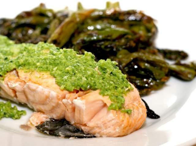 halibut-with-vegan-cilantro-pesto