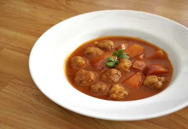 cheery-meatball-soup