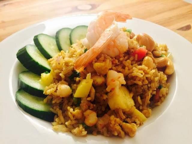 pineapple-fried-rice