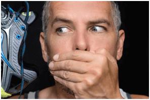 Foot Odor Bad Smell