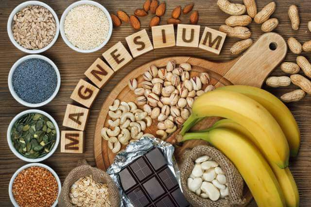 Magnesium_How to get enough vitamins and minerals for your body