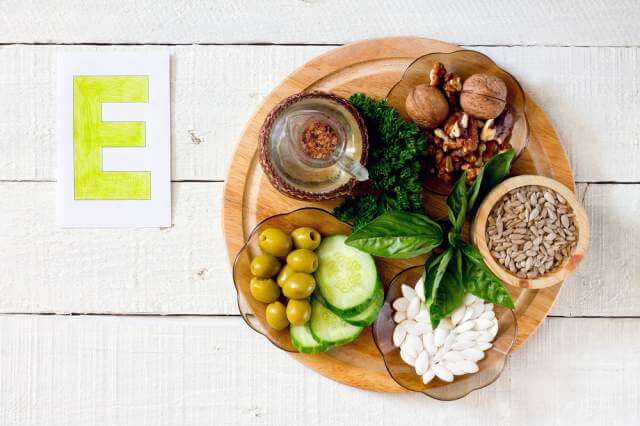 Vitamin E_How to get enough vitamins and minerals for your body