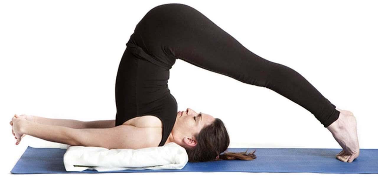 Yoga-PlowPose