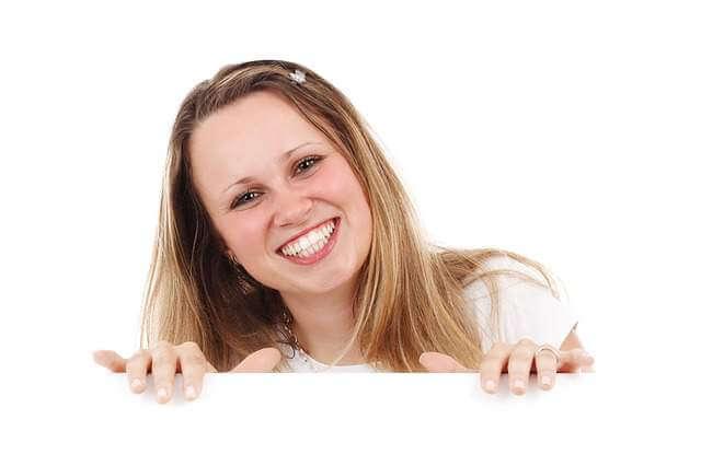 Women Smiling