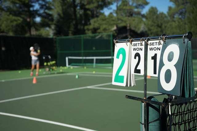 tennis-score-board