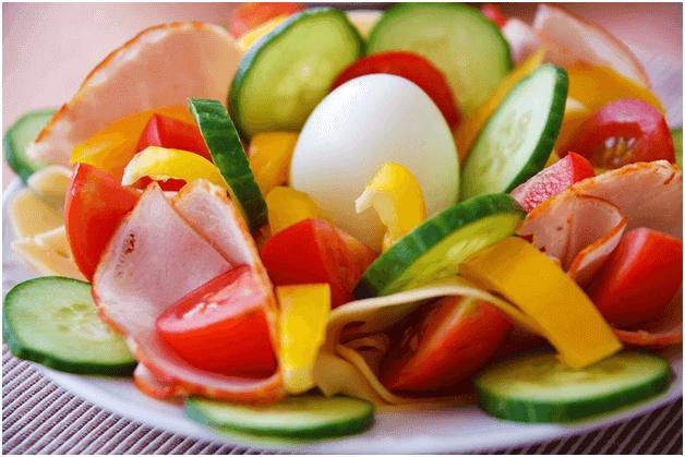 Nutritional Salad