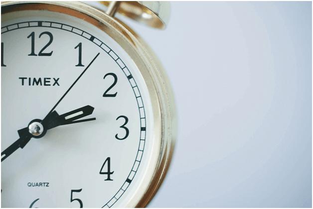 Timex Alarm