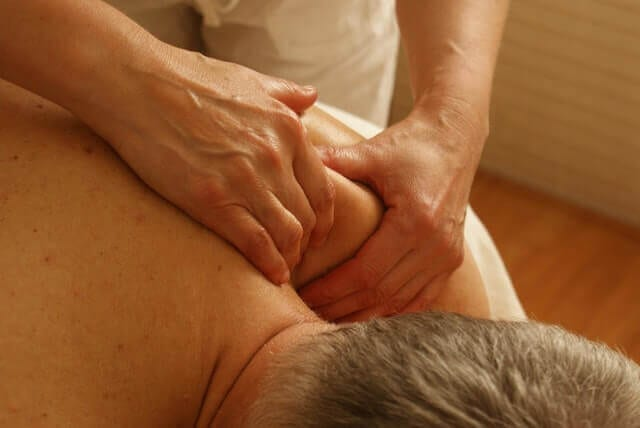 Massage Old Men