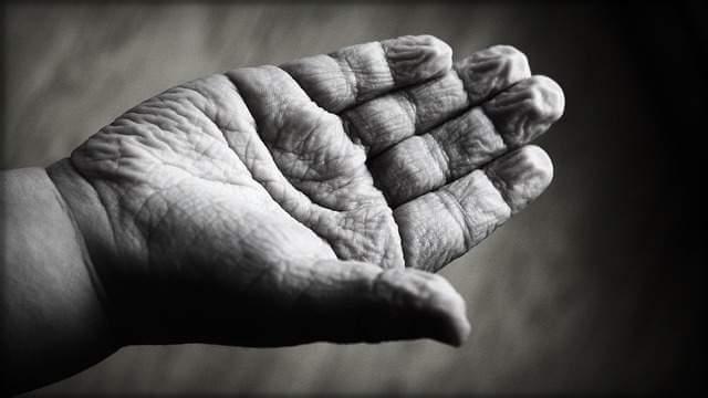 children-hand