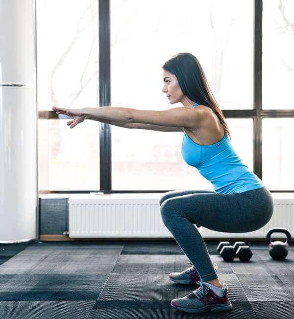 workout home women
