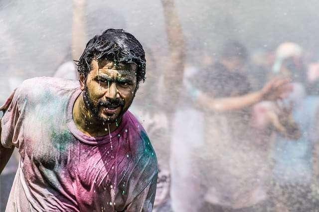 Holi-water-celebration