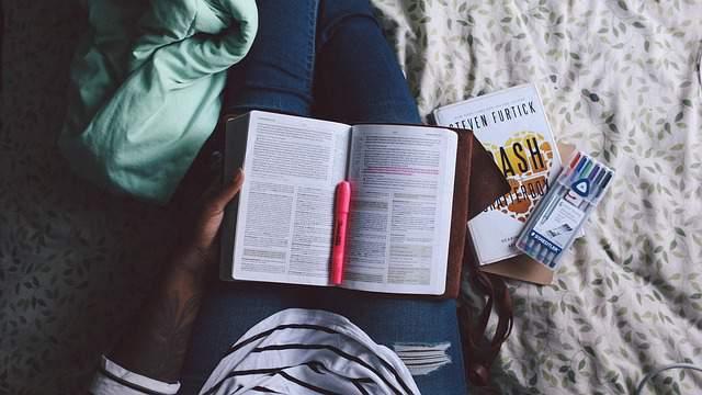 Person-Reading-Book