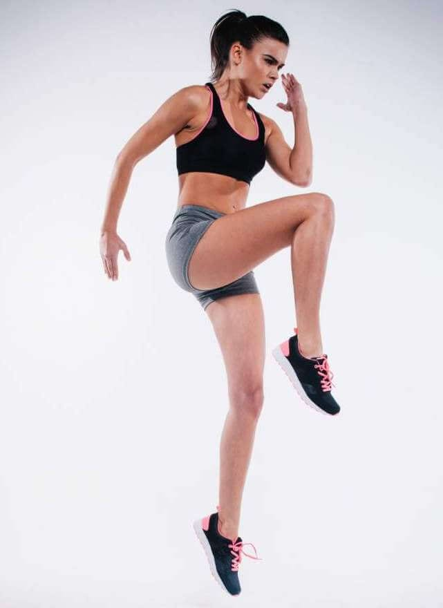 Stress belly - Exercise Women