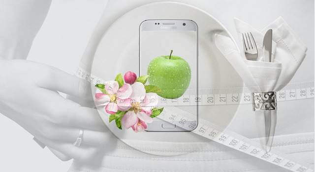 diet-apple mobile