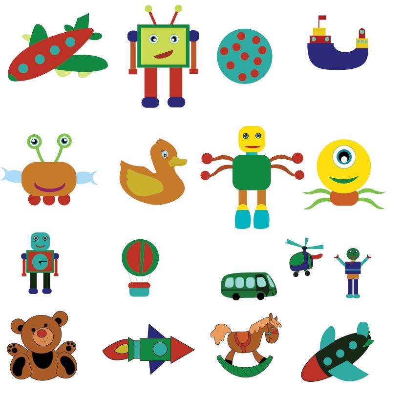 Modern Kids Toys