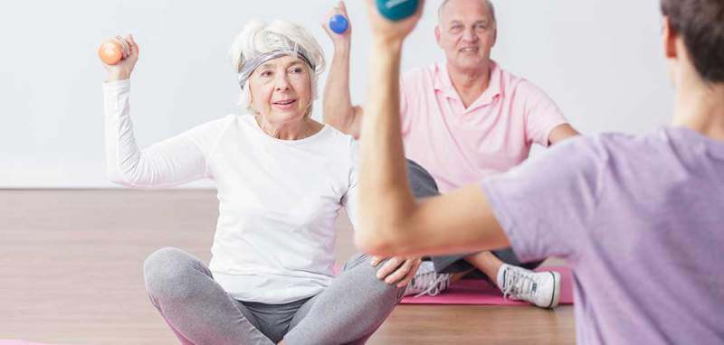 Heart-Healthy Workouts for the 60s, 70s and 80s
