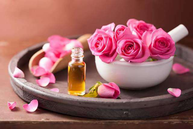 Rose for Wrinkle & Acne Free Skin