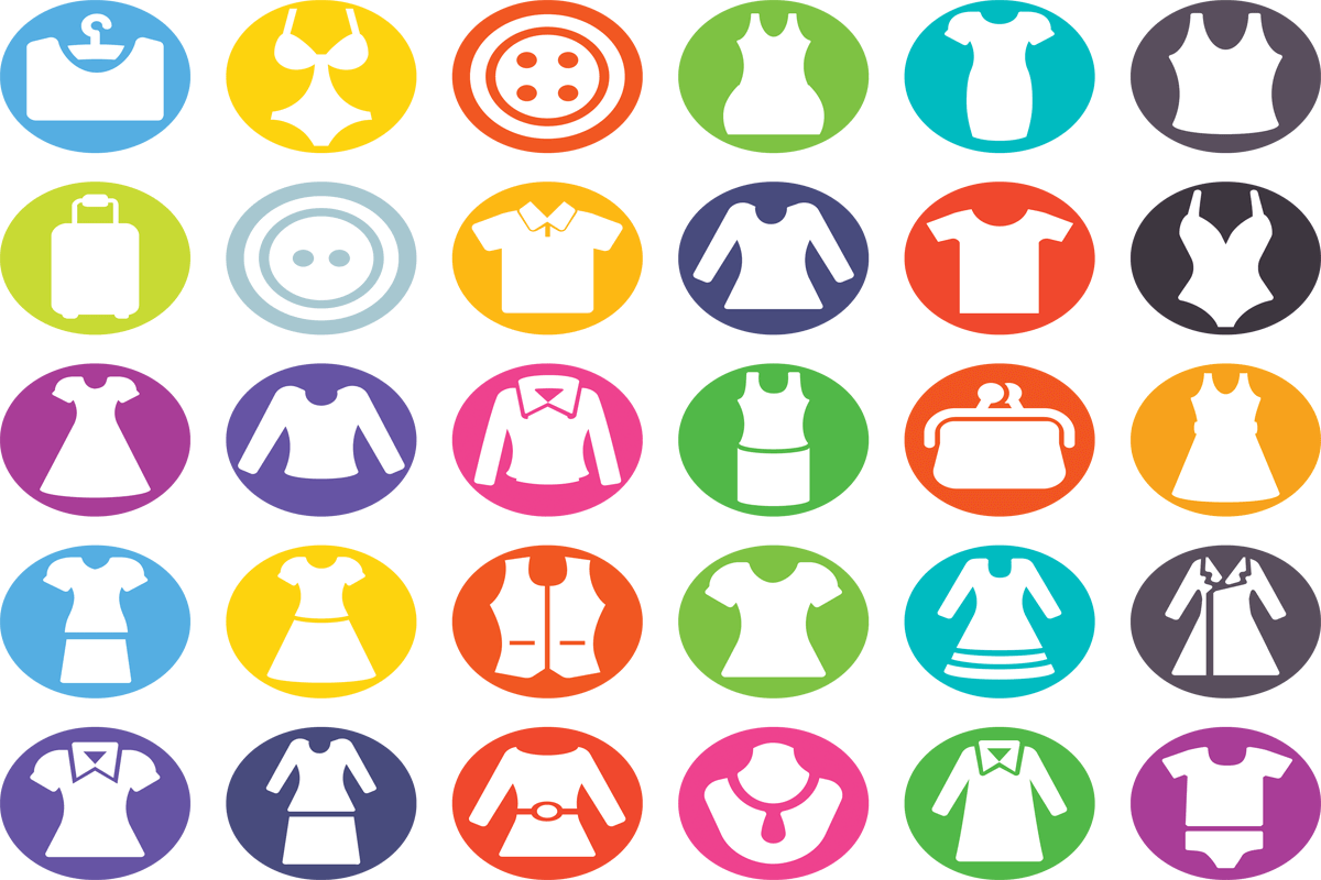 Dress Icons