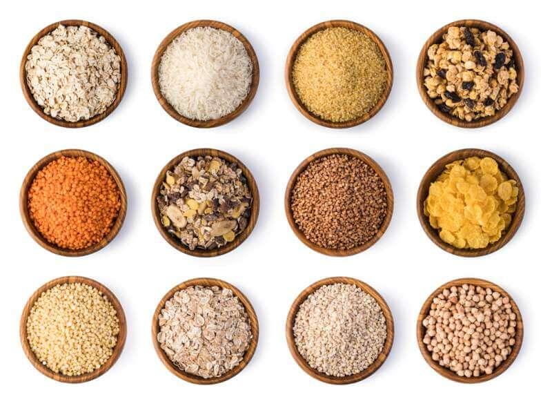 cereals-set