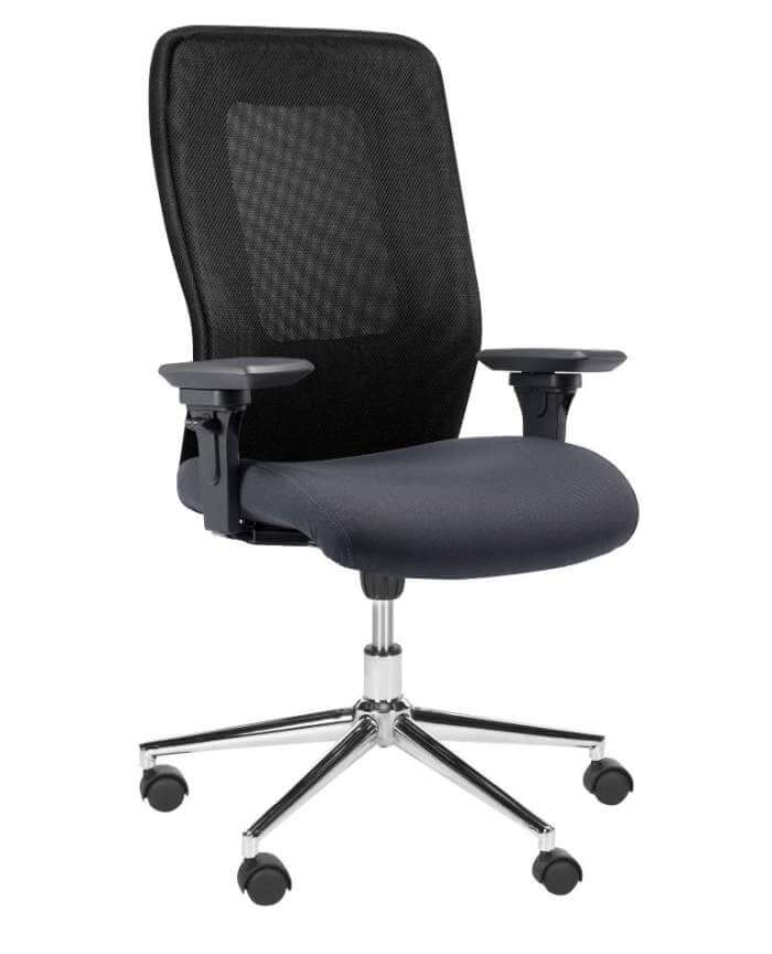 the-office-chair-isolated-on-white
