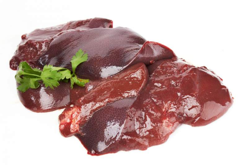 fresh-and-raw-liver
