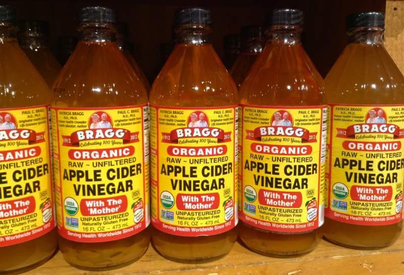 Apple Cider Vinegar Bragg Brand