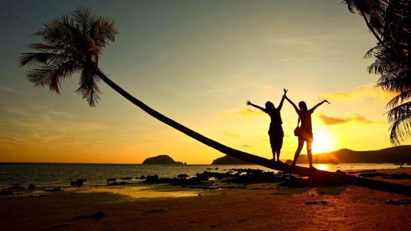 Beach-Sunset-Fun