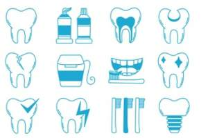 Oral Hygiene-icons