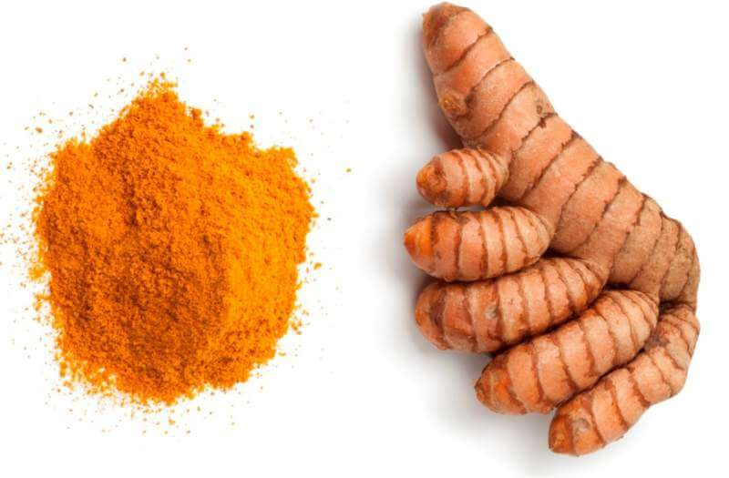 fresh-turmeric-rhizome-and-powder