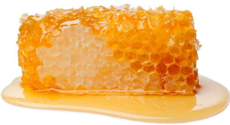 honeycomb-and-honey