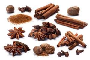 set-of-cinnamon-badiam-cloves-nutmeg-paths