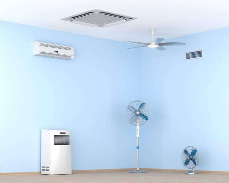 different-types-of-air-conditioners-and-electric