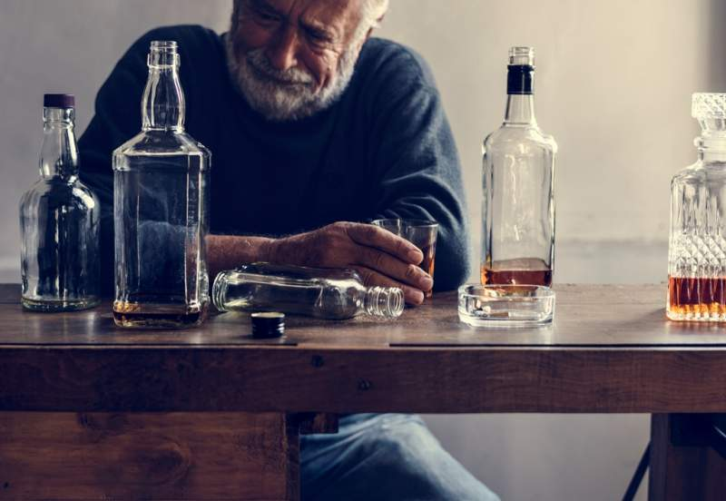elderly-man-drinking-alcohol