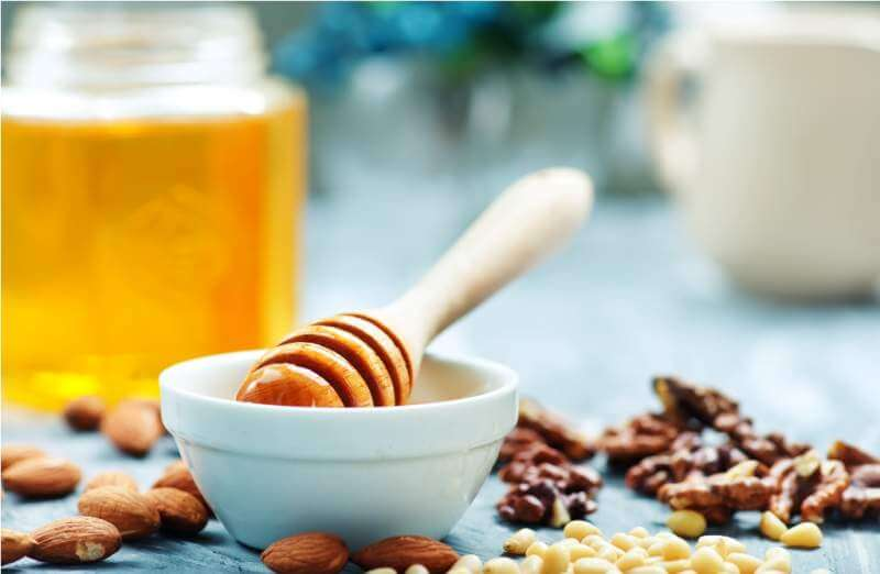 honey-with-nuts