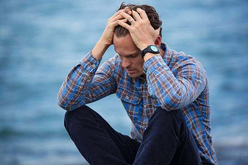 Young-men -depression