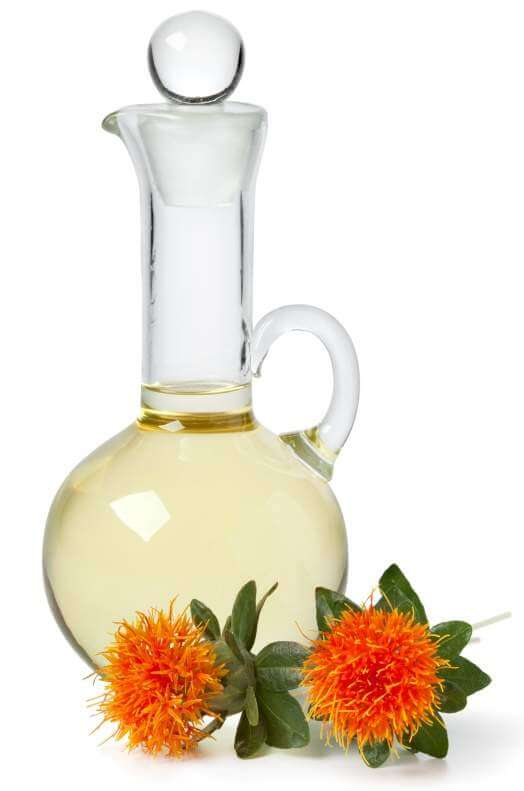 bottle-with-safflower-oil