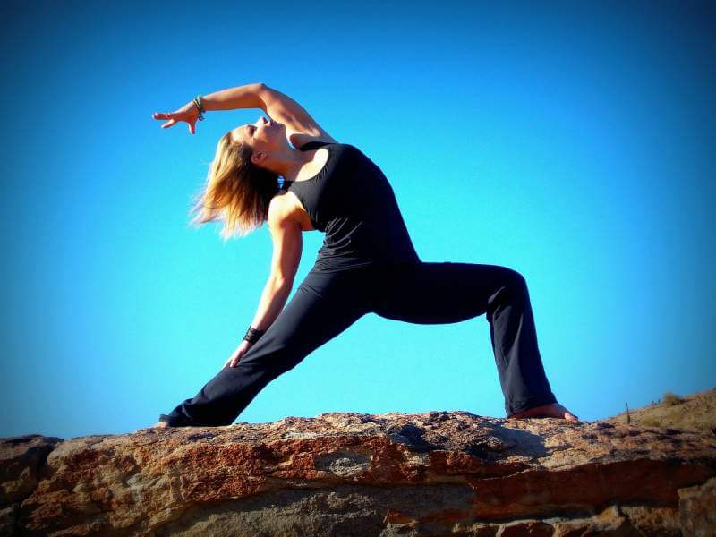 Get Up & Stretch Every Hour