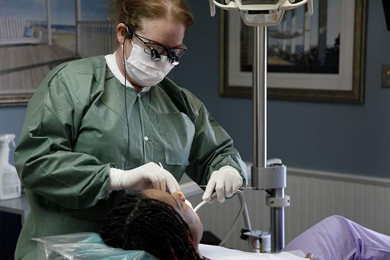 dentist-doctor