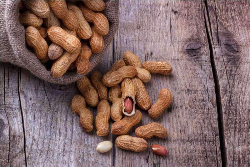 peanuts-in-a-sack
