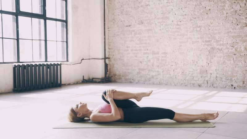 exercises-of-yoga-are-lying-and-sitting