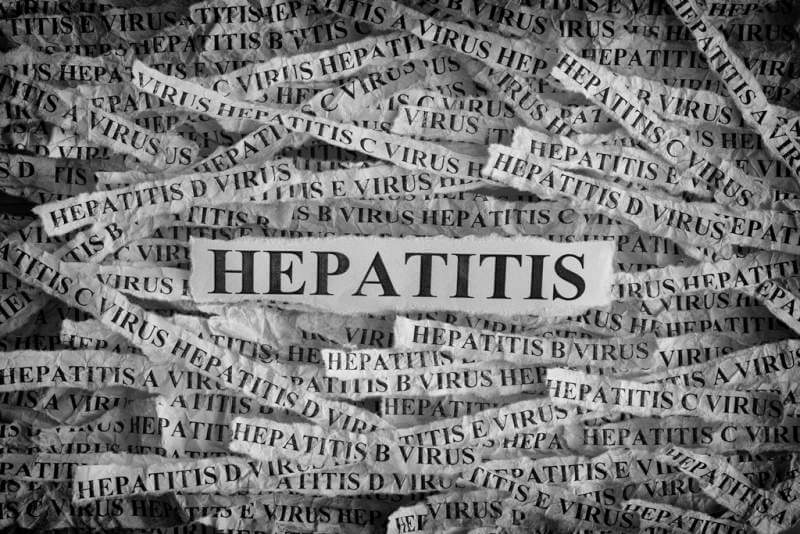 torn-pieces-of-paper-with-the-words-hepatitis