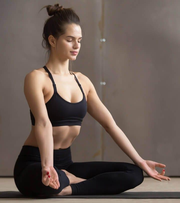 Padmasana (Lotus Position)