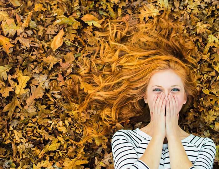 Autumn Hair Loss