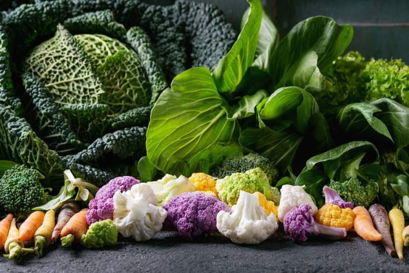 green-salads-cabbage-colorful-veggies