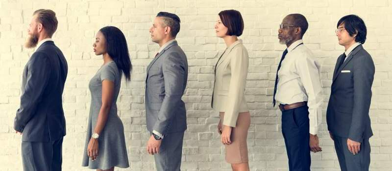 business-people-line-up-waiting-standing-concept