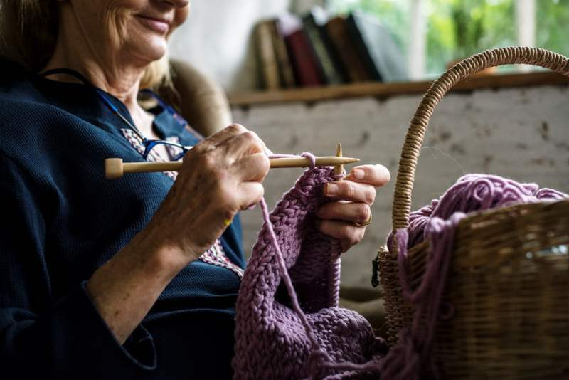 closeup-of-senior-caucasian-woman-knitting