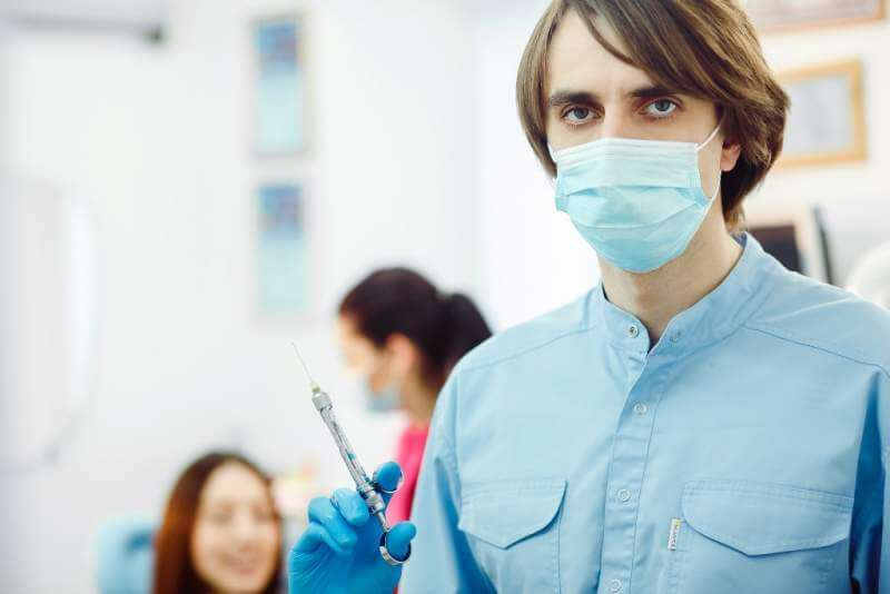 dental-anesthesia-on-the-background