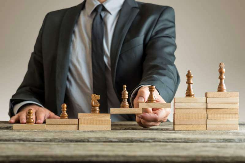 conceptual-image-of-career-management