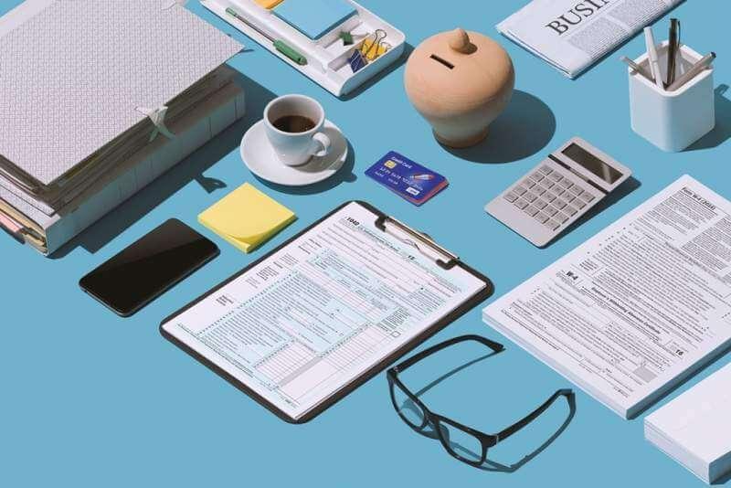 filing-the-1040-tax-return-form