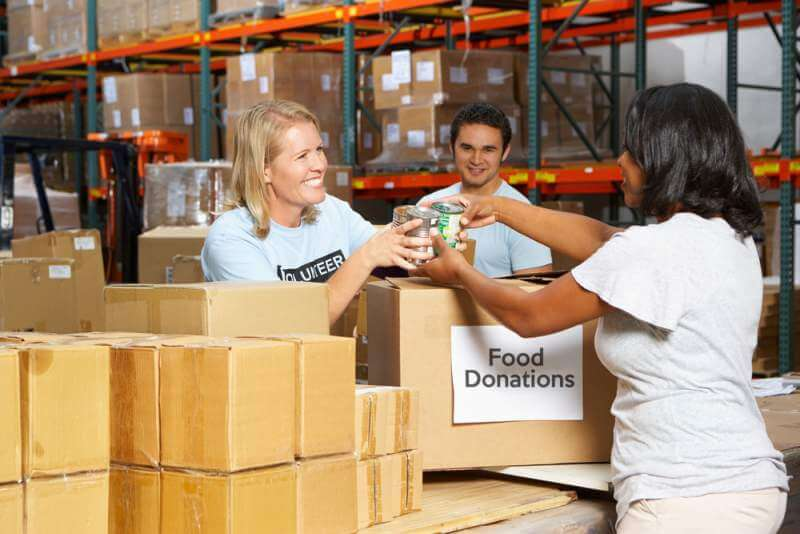 Food-donation